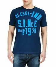 New Diesel Men's TShirt T-SINK-R 86G Cotton T-Shirt Available All Sizes RRP £60