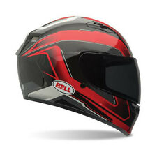 Bell Powersports Qualifier Cam Red Full Face Motorcycle Helmet