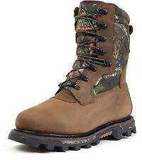 "Rocky®Men's 10"" Arctic BearClaw 3D Gore-Tex WatPF Insulated Hunting Boots-9455"