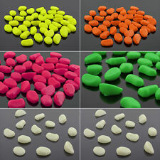 Glow in the Dark Pebbles Fluorescent Stones - 6 colors available