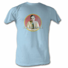 Mr. Mister Rogers You Are Special Funny TV PBS Cotton Adult T Shirt