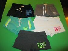 Hollister & Abercrombie Fleece Short Shorts XS, S