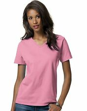 Hanes Relaxed Fit Women's ComfortSoft® V-neck T-Shirt - style 5780