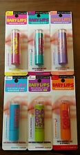 1x NEW Maybelline Baby Lips Moisturizing Lip Balm (your choice)