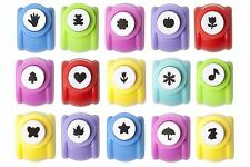 Mini Hole Punch Paper Craft Cutter Scrapbook Cards - Pack Sizes or Single