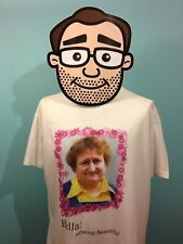 Bella Emberg (Russ Abbott's Madhouse / Dr. Who / Blunderwoman) T-Shirt - Male