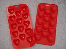 Silicon Hearts Mould - for Soap Making or Candle Making or Chocolates!