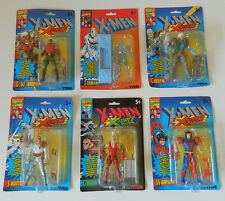 Vintage Marvel Comics - TYCO - X-Men X-Force Collectable Action Figures