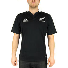 Adidas New Zealand All Blacks Official Home Rugby Jersey NEW!