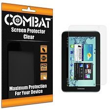 3X COMBAT HD Screen Protector For Samsung Galaxy Tab 2 7.0 4G LTE