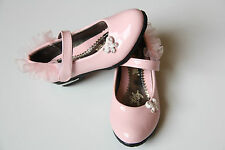 New Girls Formal Party Shoes Size6/26(Euro)-10/30(Euro)(Fit about 2-5year girls)