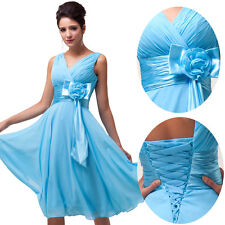 CHEAP SALE Short Mini dress Bridemaid Party Homecoming Cocktail Prom dresses New