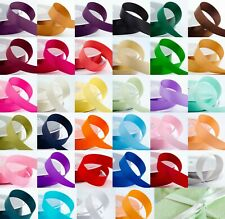Best Quality Full Roll Double Sided Satin Ribbon 3mm 6mm 10mm 16mm 25mm 38mm