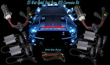 HID Conversion Kit 55 Watt Bi-Xenon Dual Beam (9004-4,9007-4, H4-4, H13-4)