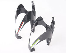 New Carbon Fiber Cycling Bike Bicycle Drink Water Bottle Holder Cage Rack