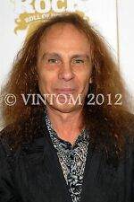 Ronnie James Dio : Elf, Rainbow, Black Sabbath/Heaven & Hell