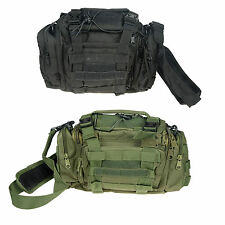 TACTICAL MOLLE SHOULDER STRAP BAG POUCH CAMERA WAIST BAG MULTI COLORS