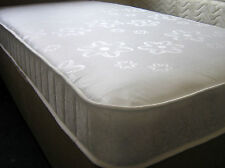 """Daisy  Mattress shorty 2ft6 king double bed size suitable for bunk beds a 7"""""""
