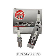 4pk NGK Spark Plugs BR6ES #4922 Ariens Yardman Murray Gehl Snapper +More