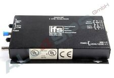 IFS GE SECURITY D2315-SM RS485: (4 WIRE) DATA REPEATER, SM, 2 FIBERS USED