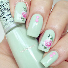 Nagelsticker Nail Art Tattoo Aufkleber Nagel Nail Sticker Water Decals G133/A