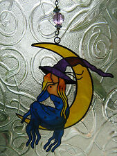 Witches of Pendle Light Catcher 9 Designs to choose Gifts / Wiccan /Collectables