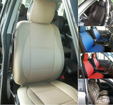 LEATHERETTE and SYNTHETIC TWO FRONT CAR SEAT COVERS Fits 3 SERIES 1990-2000 E36