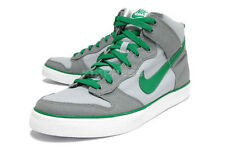 Nike Dunk High AC Canvas QS [455867-030] NSW Casual Wolf Grey/Pine Green