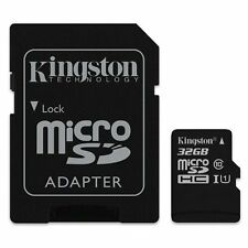 Kingston Micro SDHC Upto 64GB Memory Card for Samsung Galaxy S3 S4 S5 Tab Note