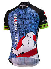 Ghostbusters Slimer Cycling Jersey Women's Brainstorm Gear bicycle with Sox