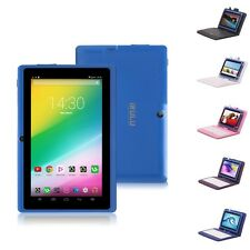 """iRulu A23 7"""" Android 4.2 4GB Tablet PC Dual Core&Cameras WIFI Blue w/ Keyboard"""