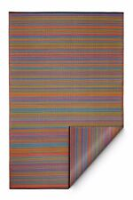 Fab Habitat - Indoor/Outdoor Rug - Cancun Multicolor