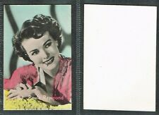 Belgian Chewing Gum Ltd - Film Stars 1950s (Small/Colour/Numbered) (£2.50 each)