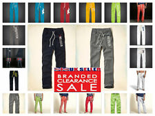 BNWT New MENS HOLLISTER SWEATPANT PANTS Joggers  Extra Small medium large