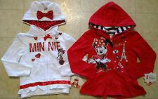 Girl's Disney Hoodies Minnie Mouse