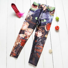 2014 Baby Boy Girl Kid's Clothing How to Train Your Dragon Digital Printed Pants