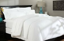Complete Home Bedding Item  800TC White Solid 100% Cotton Select Size & Item