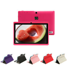 """iRulu A23 7"""" Android 4.2 8GB Tablet PC Dual Core Dual Cameras WIFI Pink w/ Case"""