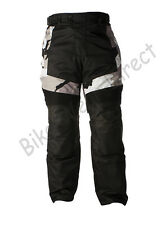 NEW High Quality Mens Waterproof Motorbike Trousers With Armour