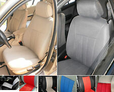 SELECT MAZDA CLASSIC SYNTHETIC SERIES TWO FRONT CUSTOM CAR SEAT COVERS