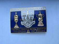 Tottenham Hotspur FC1961Footbal league championsFA Buy save more you save Enamel