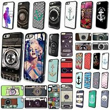 New Painted Anchor Retro Sexy Style Hard Back Case Cover For iPhone 4 4S 5 5S 5C