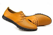 Big Size Summer Mens Hollow Breathable Low Top Sandal Lace Up Casual Flat Shoes