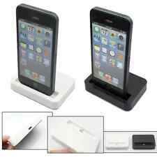 New Desktop Data Sync Dock Stand Charger Station Cradle For Apple iPhone 5 5S 5G