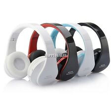 Slim Bluetooth Wireless Headphones Stereo Headset for iPad-Tablet PC Laptop HD23