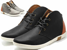 MENS NEW STYLISH TRAINERS RUNNING BOYS ANKLE SPORTS WALKING PUMPS SHOES SIZE