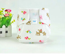2014 New Baby Infant Printed Cloth Diapers Reusable Nappy Covers Liner Insert