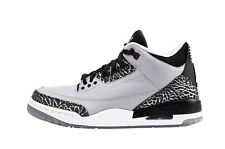 New Nike Air Jordan 3 III Kids Youth Retro BG Basketball Sneakers Shoes All Size