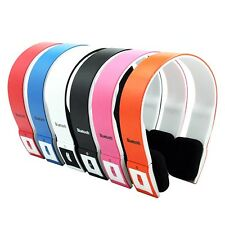 Wireless Stereo Bluetooth Headset Headphones for iPhone 5 5S Phone Tablet Laptop