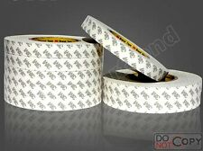3M 9080 Ultrathin Double-Sided Adhesive /  White Double Sided Tape  * 50 Meters